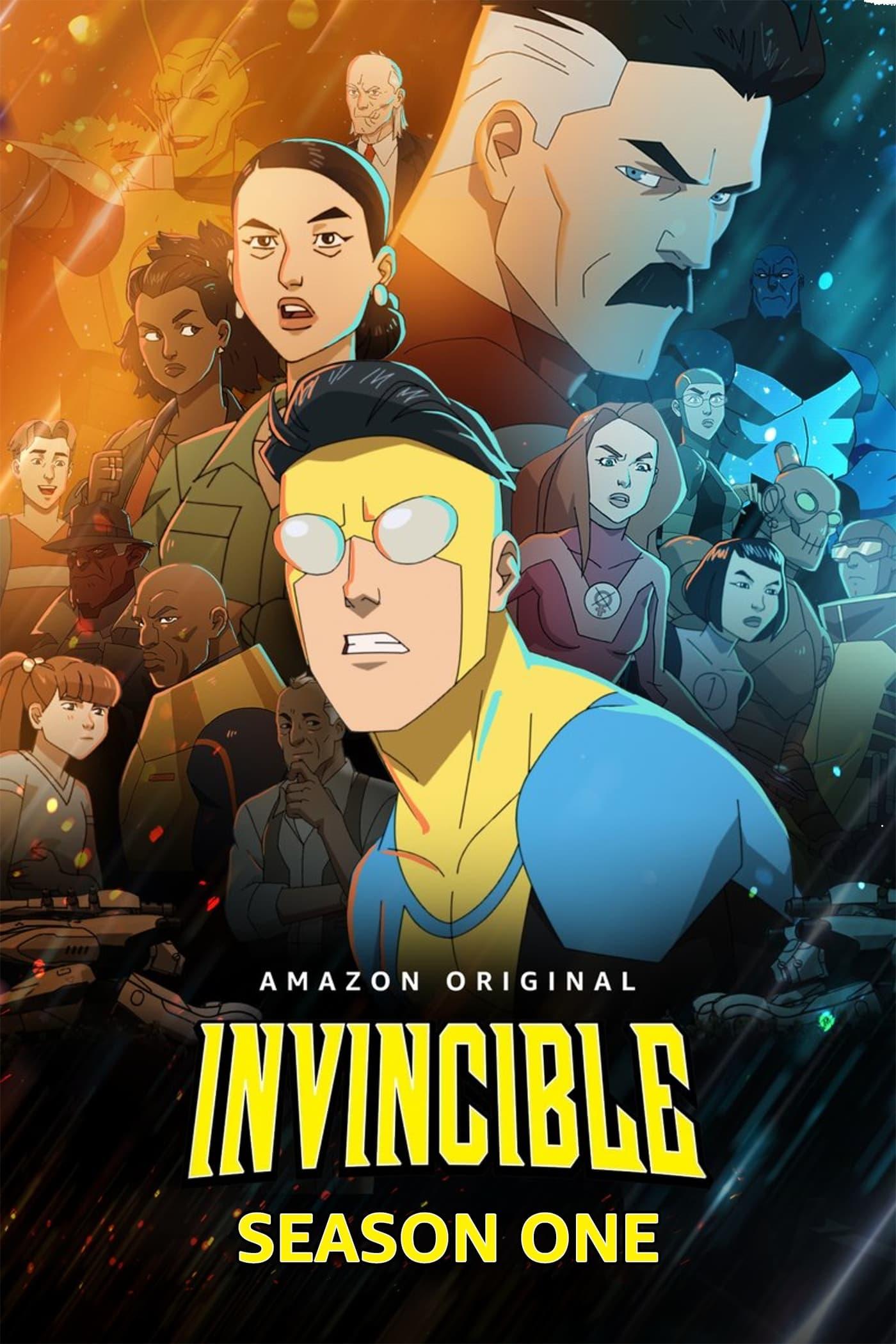Invincible Season 1