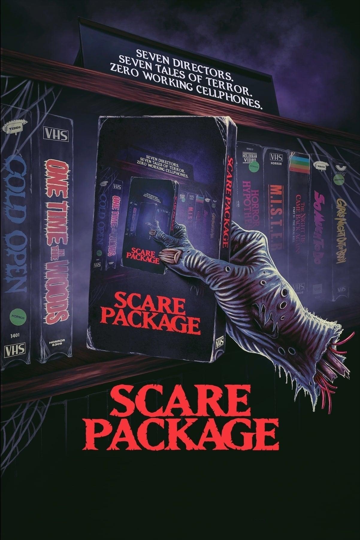 Scare Package en Megadede