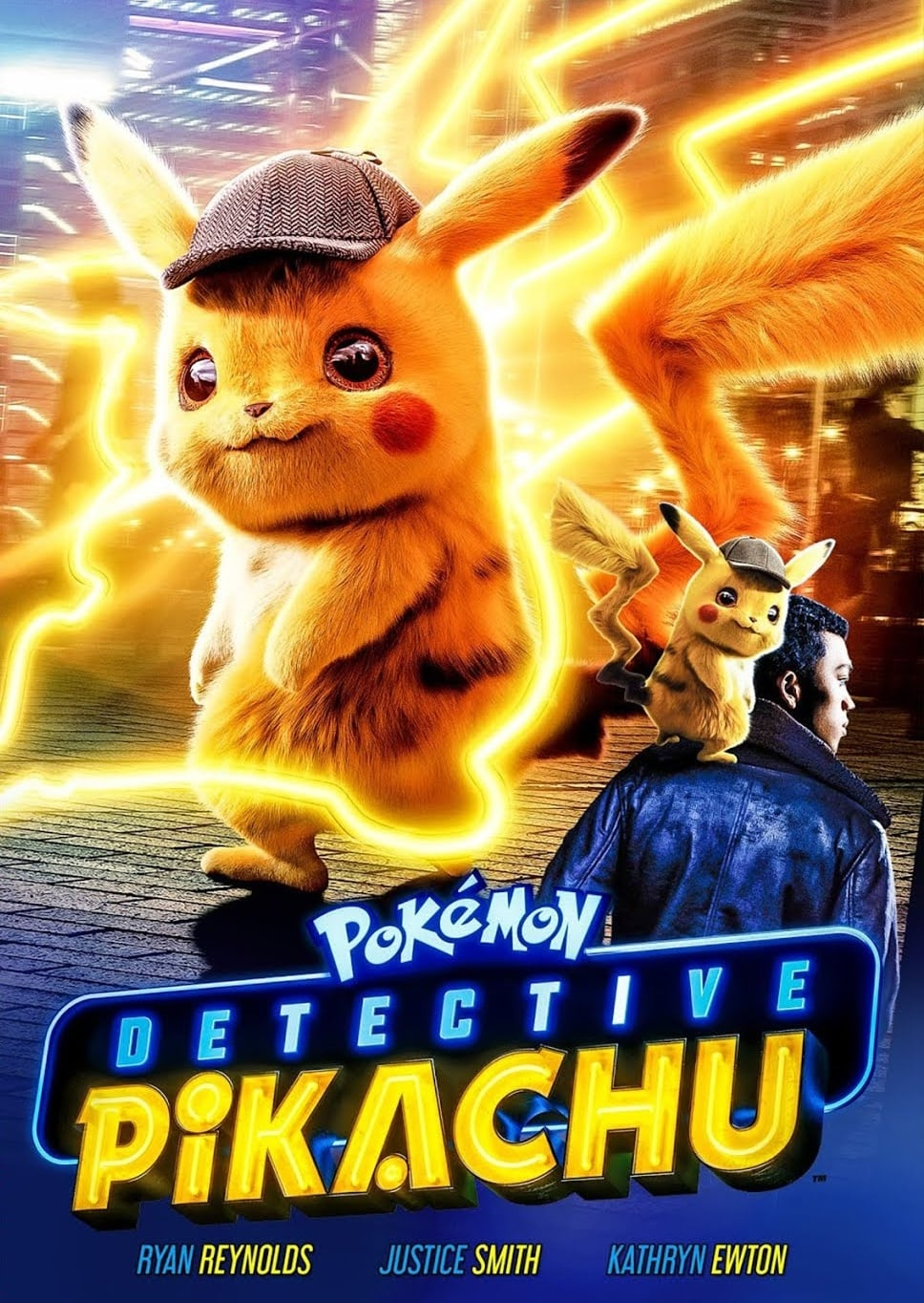 Detective Pikachu Stream