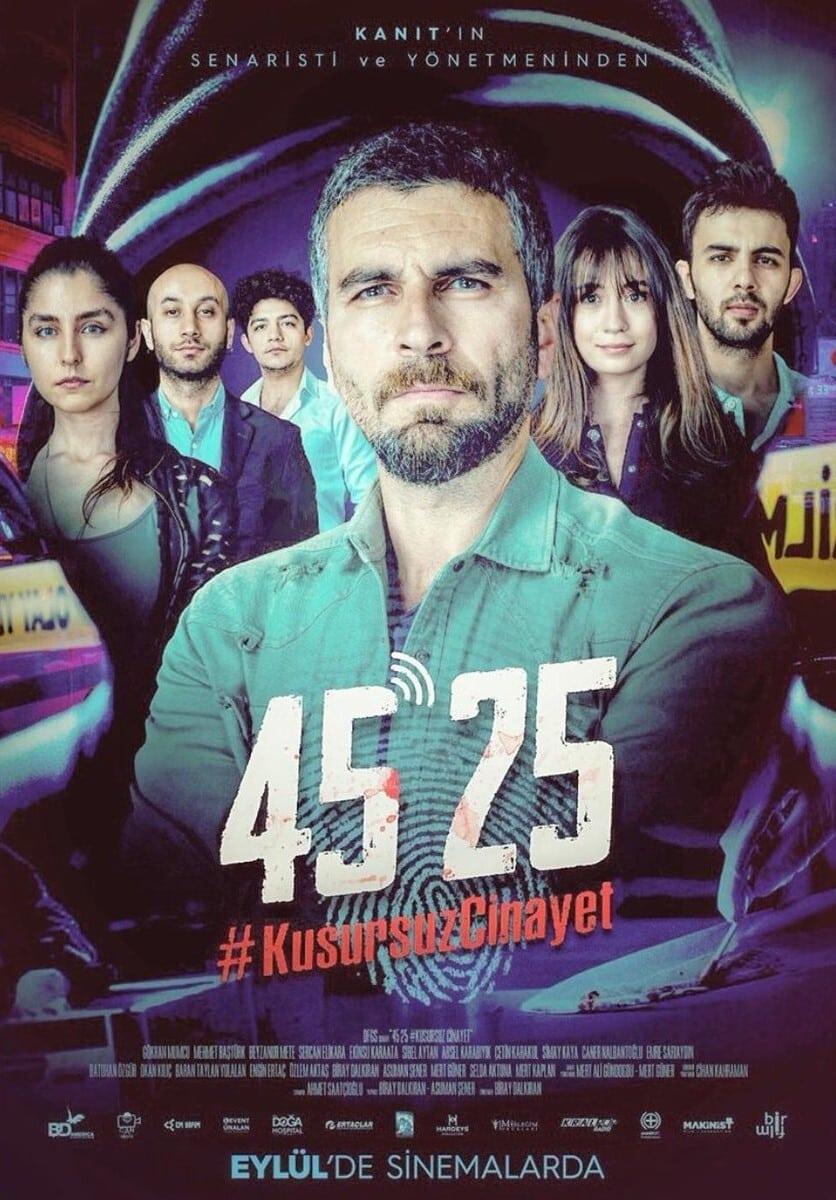 45 25: #KusursuzCinayet on FREECABLE TV
