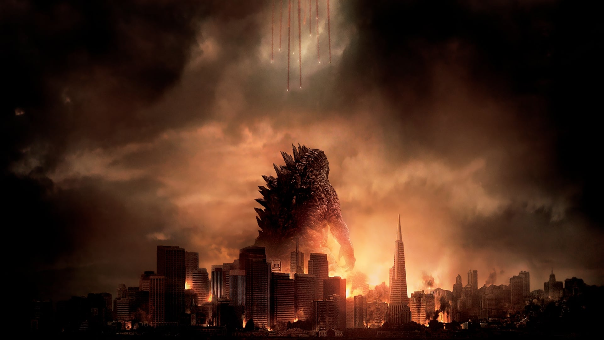 Godzilla 2014 [Latino – Ingles] MEDIAFIRE