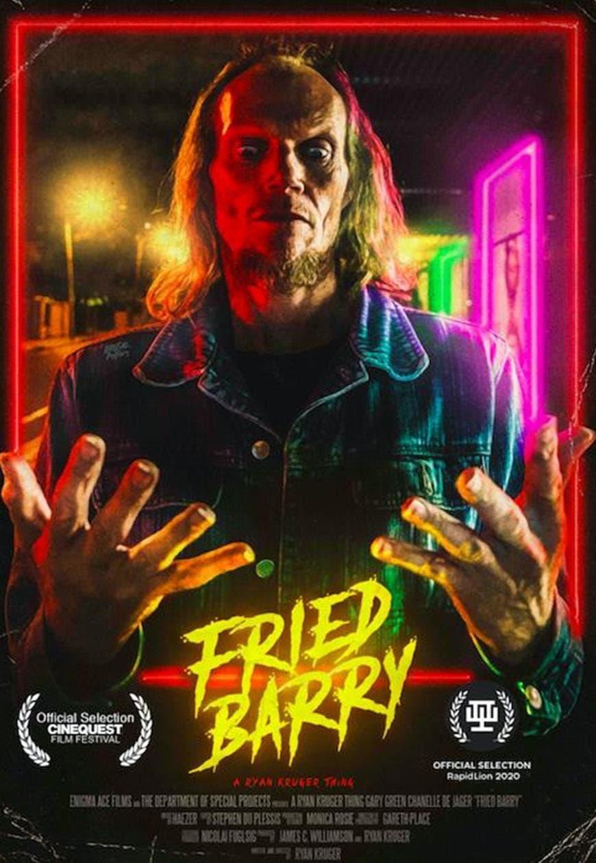 Fried Barry Legendado