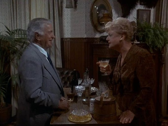 Murder, She Wrote Season 1 :Episode 22  Funeral at Fifty-Mile