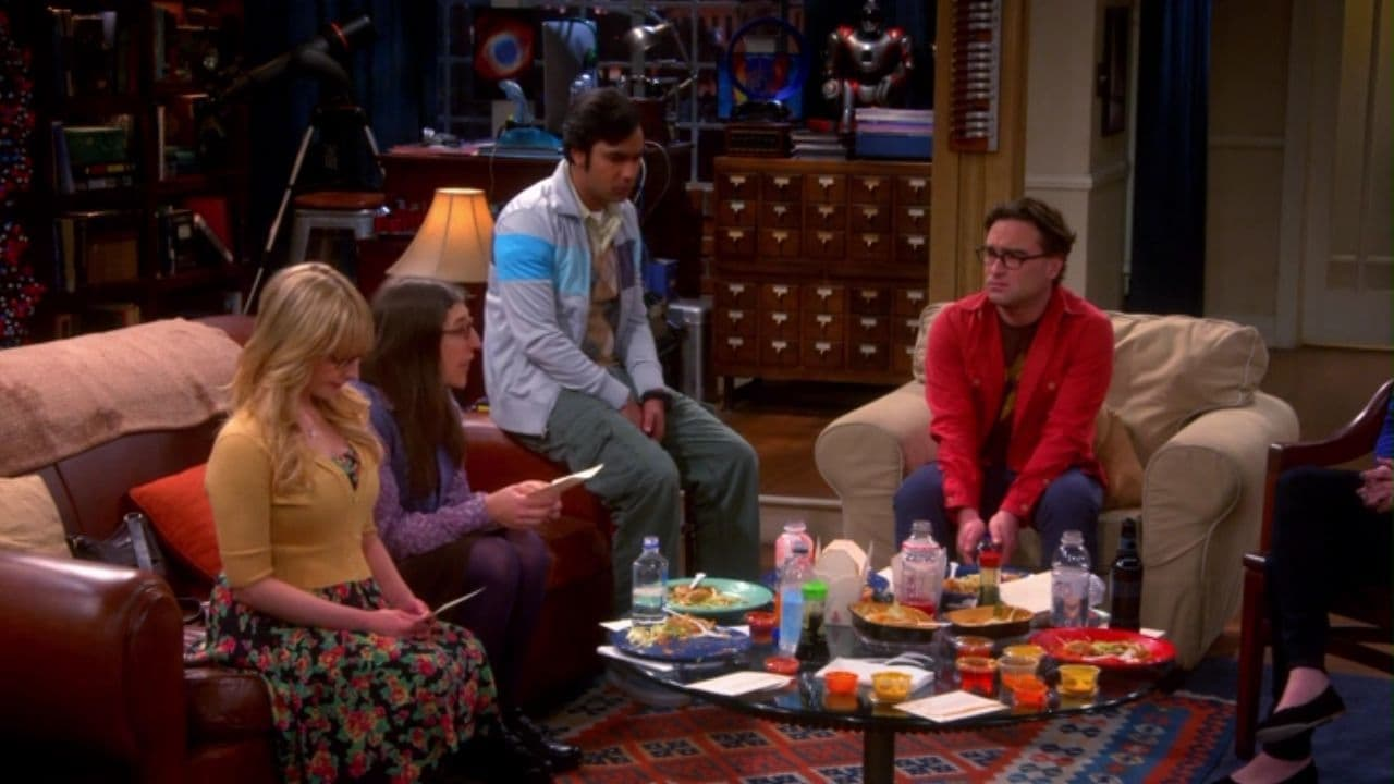 series pepito the big bang theory 7x18