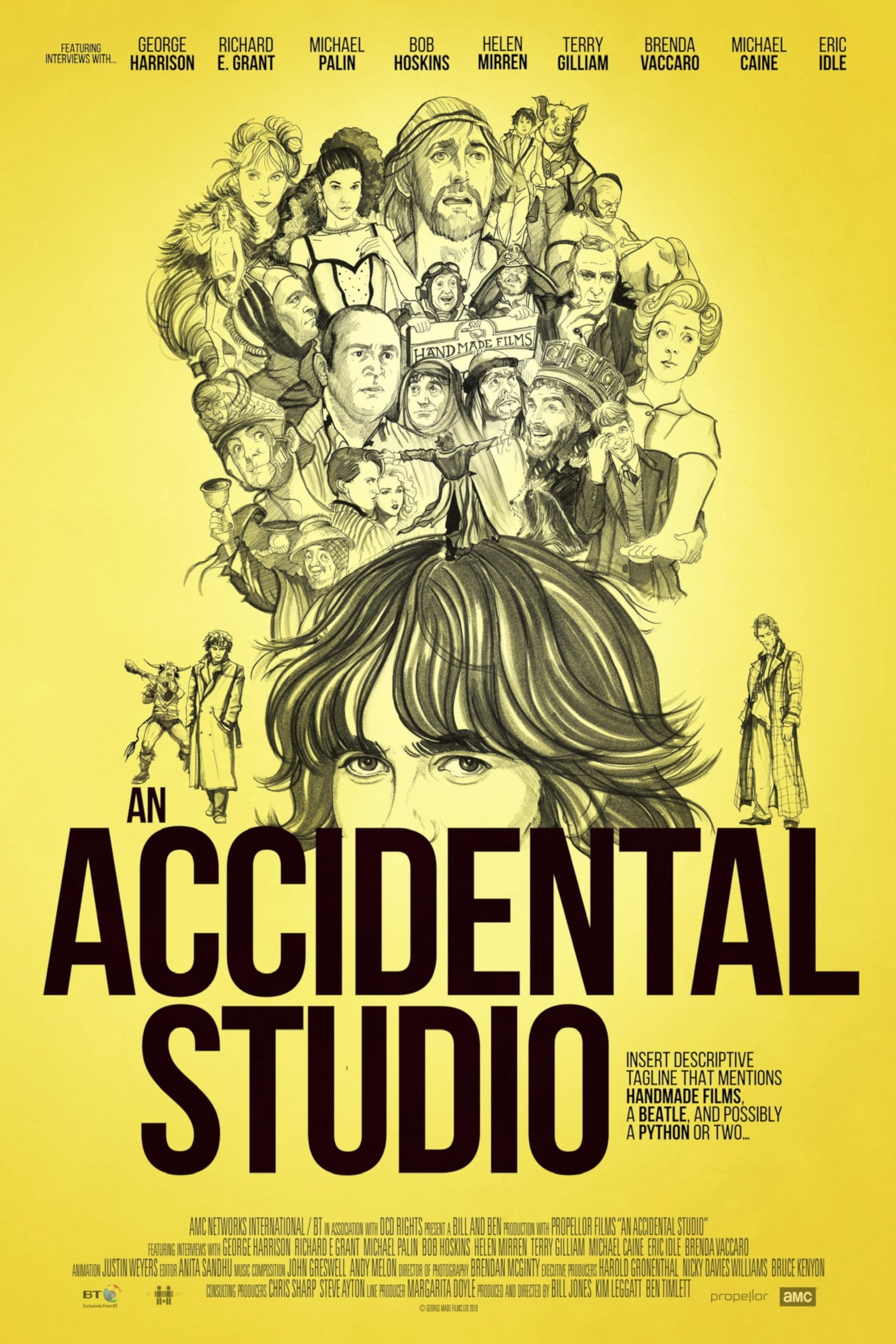 An Accidental Studio Trailer