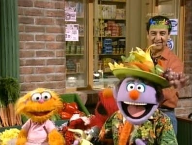Sesame Street Season 36 :Episode 3  Health Food Game Show