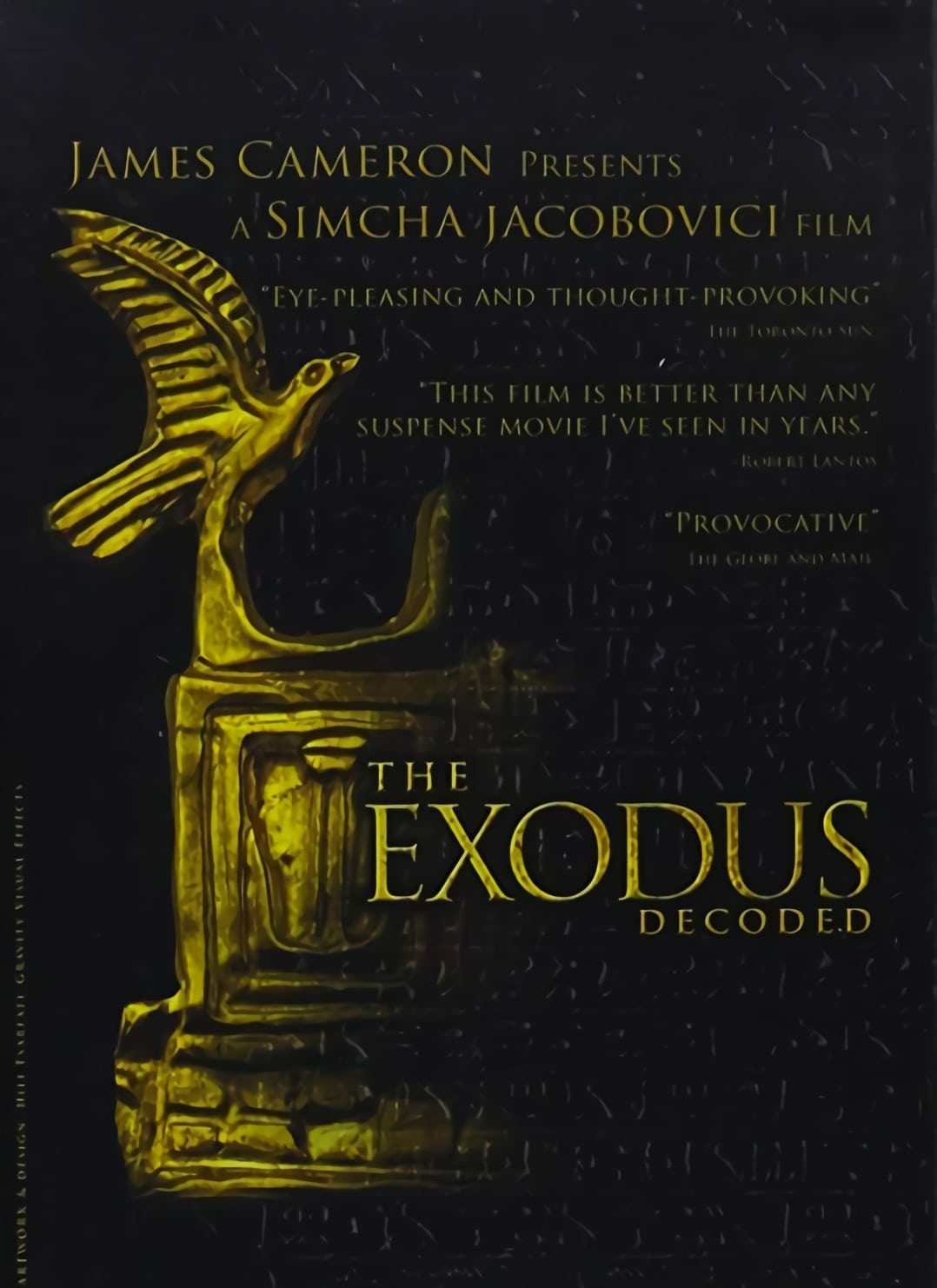 The Exodus Decoded on FREECABLE TV