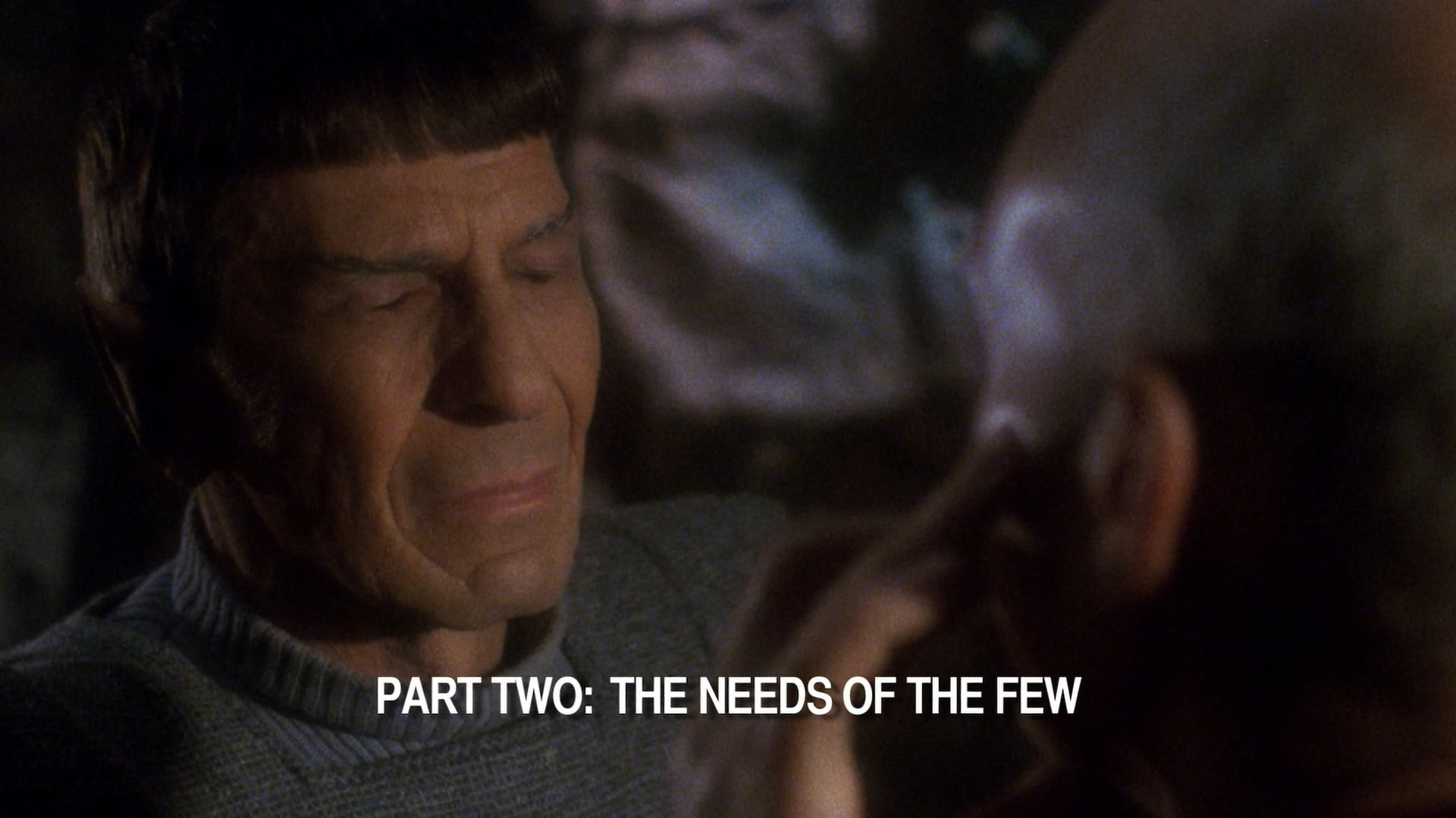 Requiem: A Remembrance of Star Trek: The Next Generation - Part 2: The Needs of the Few-Azwaad Movie Database