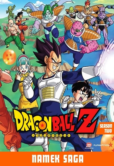 Dragonball Z Season 2