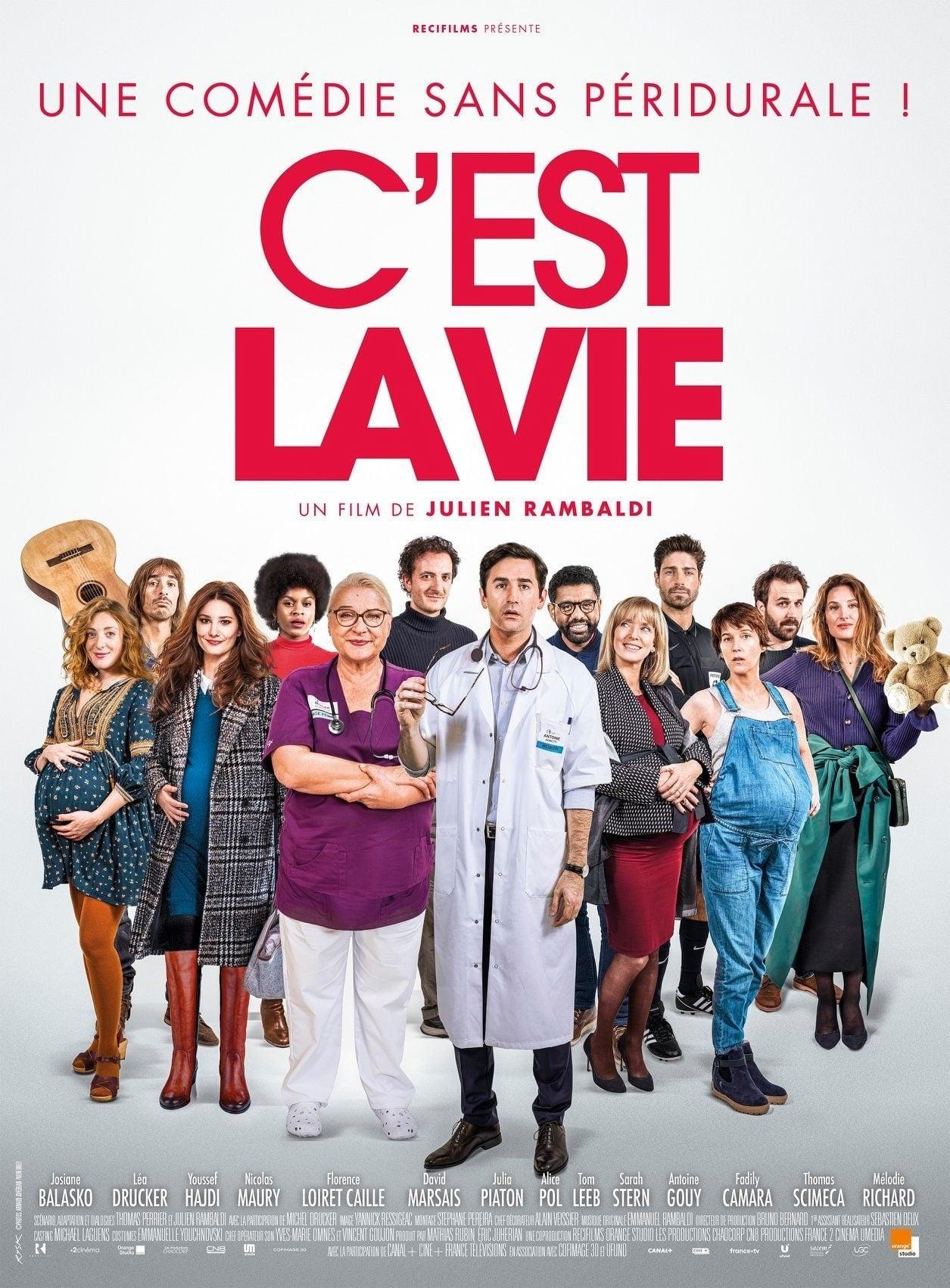 C'est la vie streaming sur libertyvf