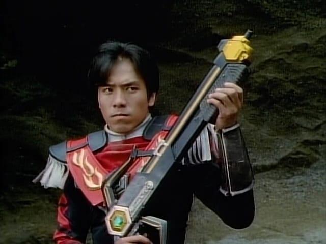 Super Sentai Season 22 :Episode 38  Hyuuga's Decision