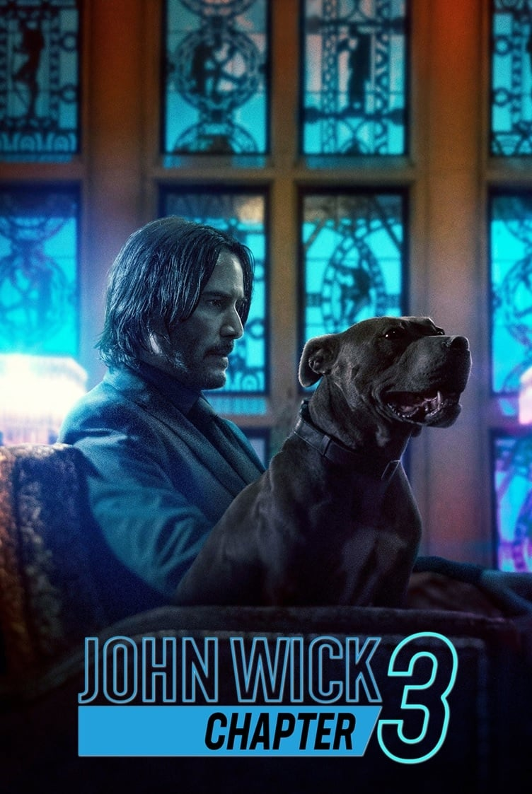 John Wick 3 - Parabellum (2019) Torrent - BluRay 720p e 1080p Dublado / Dual Áudio 5.1 Download