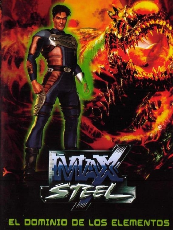 Max Steel: Forces of Nature (2005)