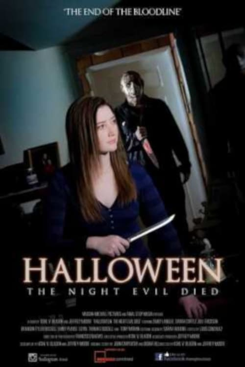 Ver Halloween: The Night Evil Died Online HD Español ()