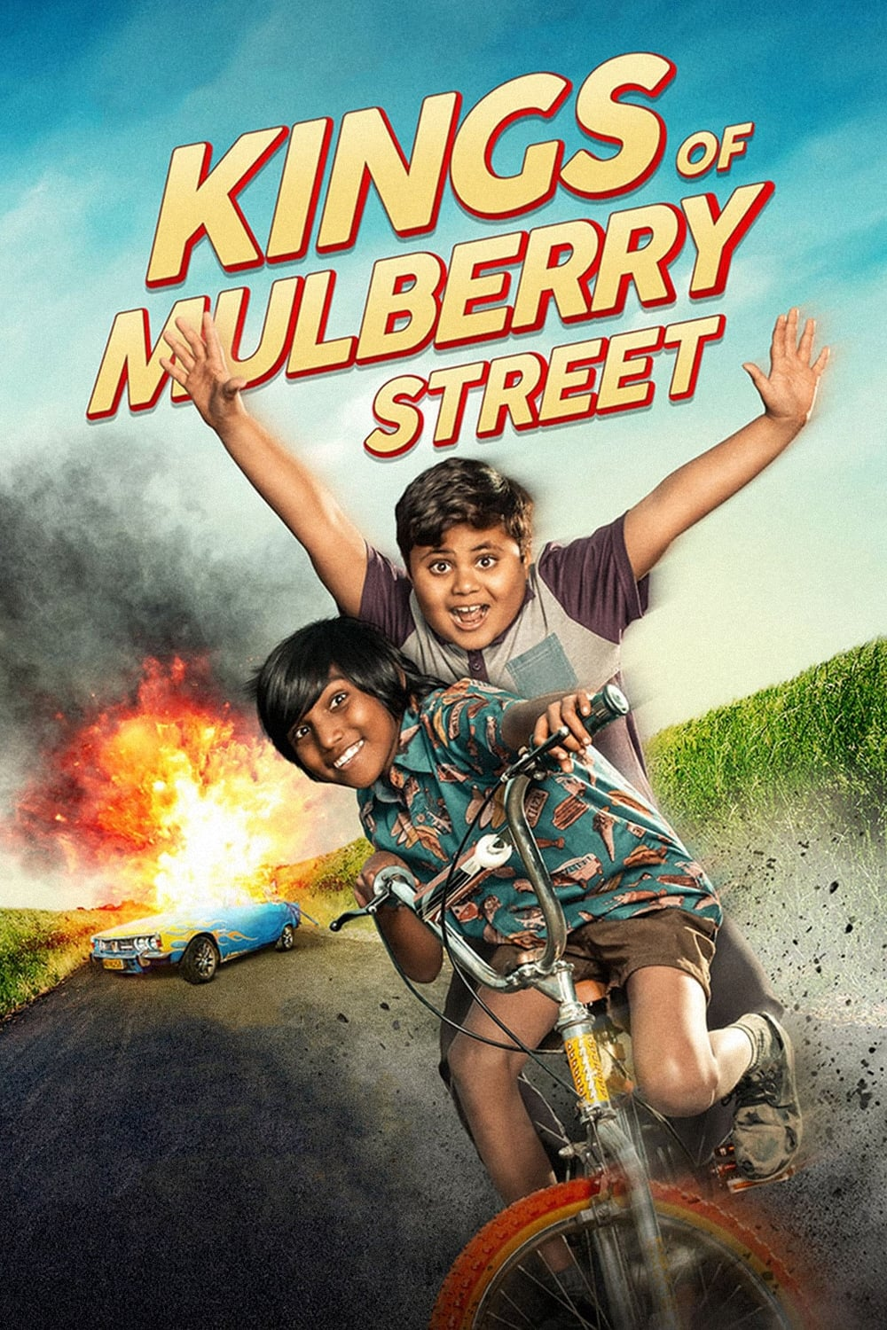 Kings of Mulberry Street (2019)