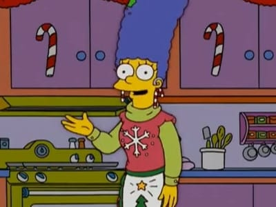 The Simpsons Season 0 :Episode 51  The Simpsons' Christmas Message