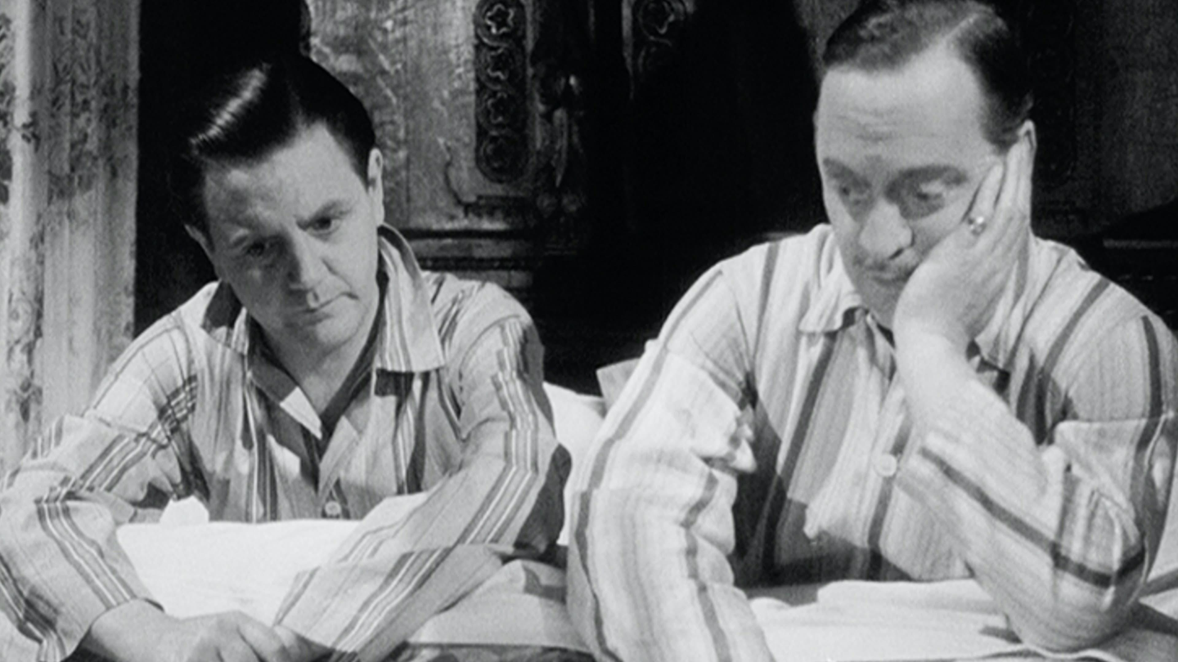 Basil Radford and Naunton Wayne in Crook's Tour (1940)