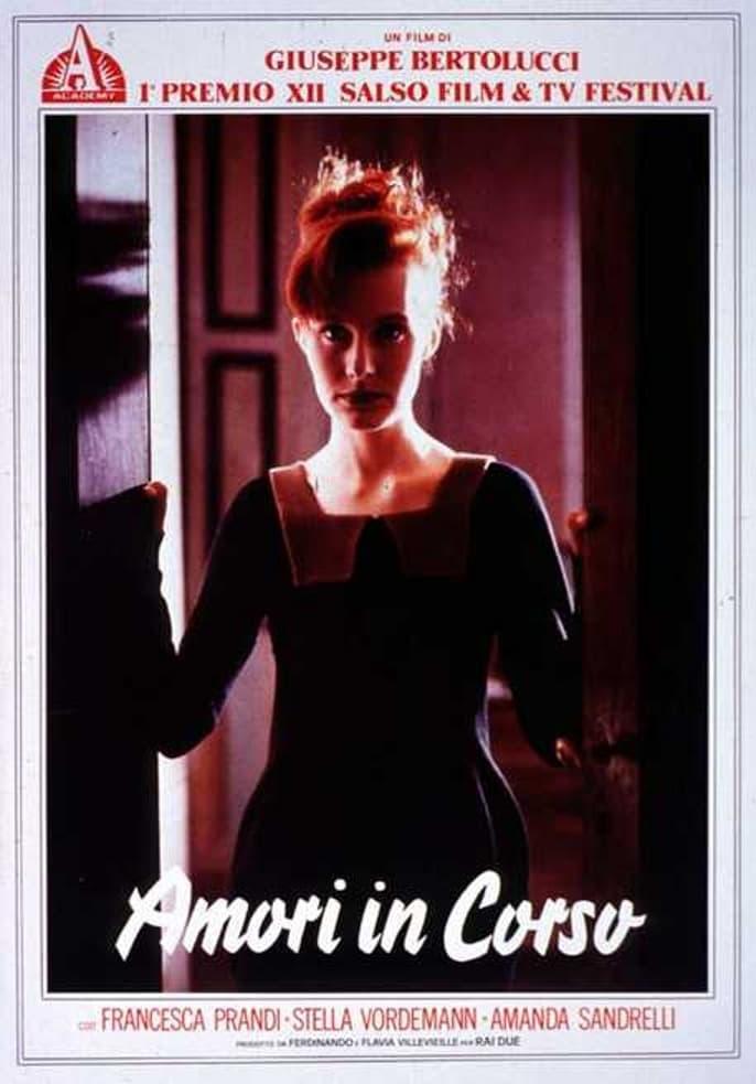 Ver Amori in corso Online HD Español (1989)