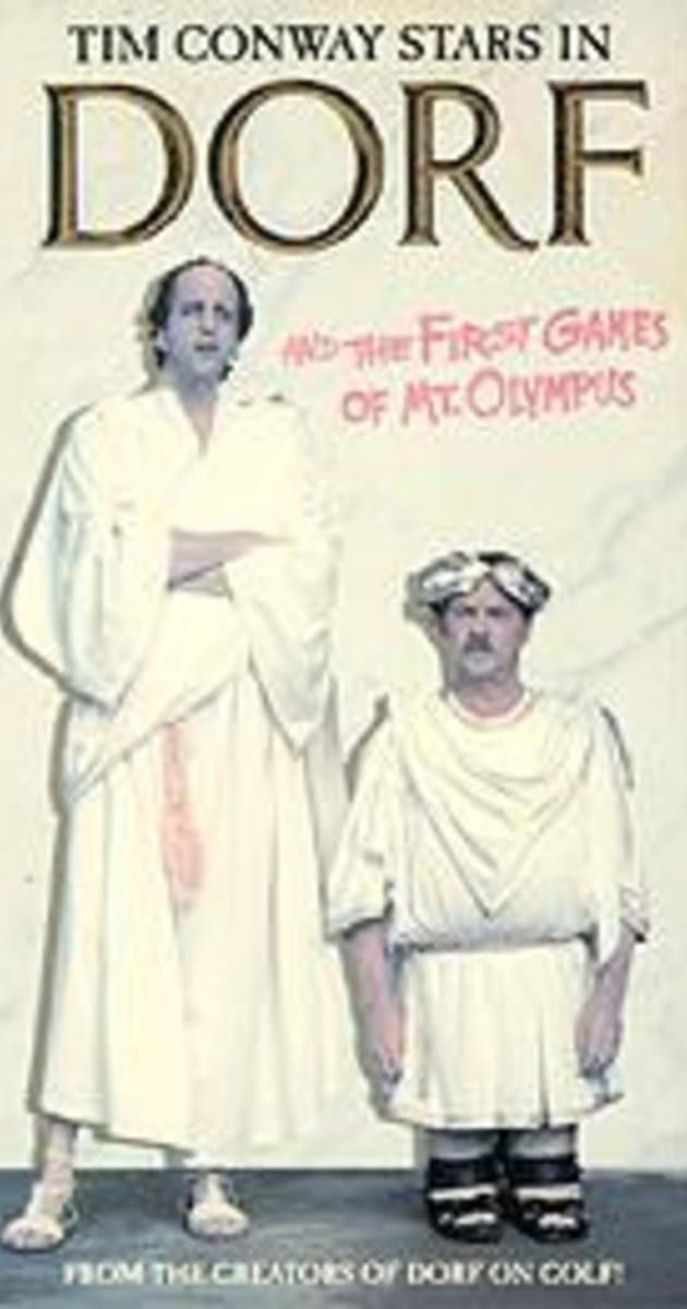Dorf and the First Games of Mount Olympus (1988)