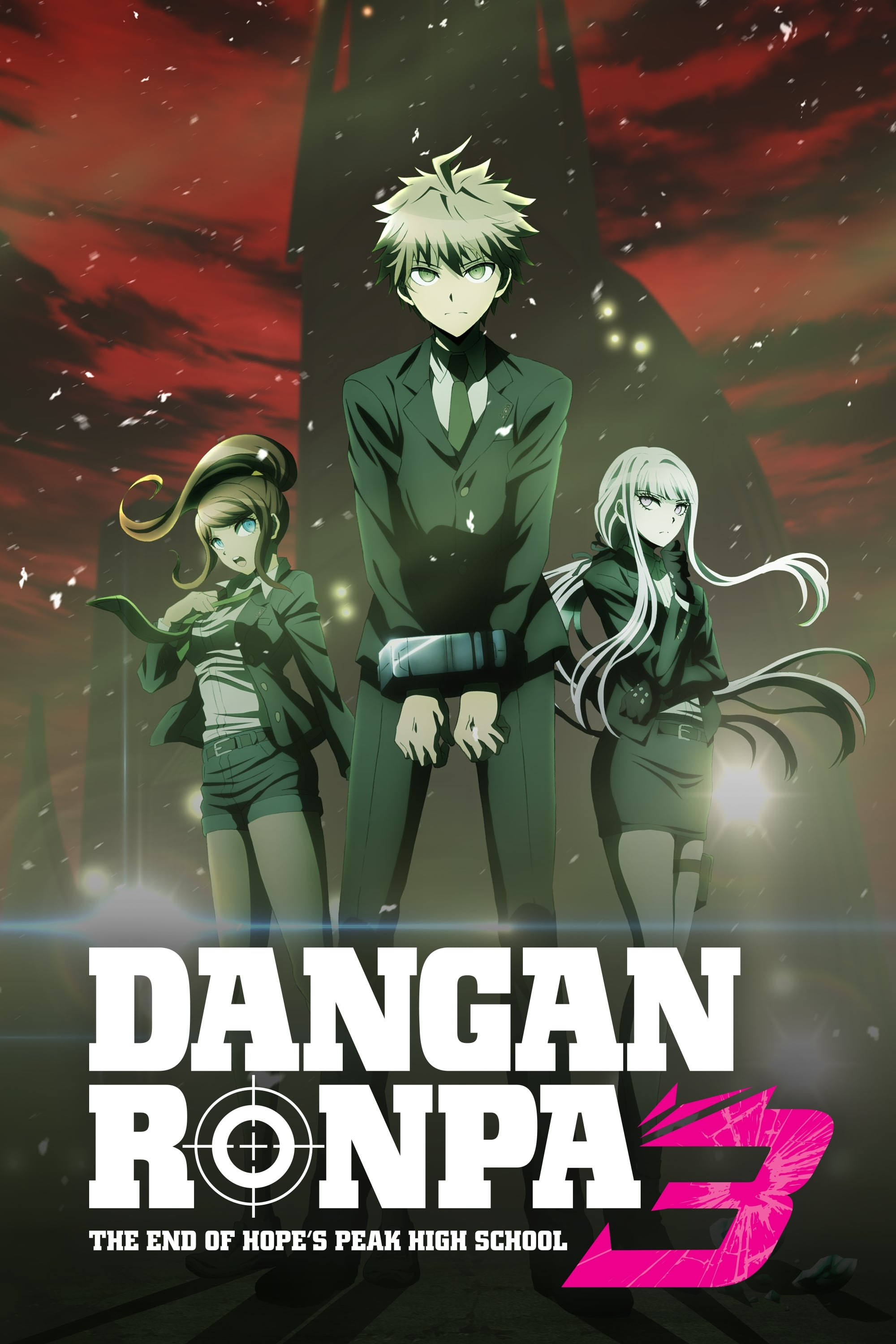 Danganronpa 3: The End of Hope's Peak Academy Side: Despair