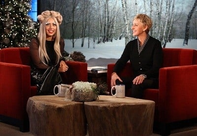 The Ellen DeGeneres Show Season 9 :Episode 63  Day #7 of 12 Days of Giveaways - Lady Gaga