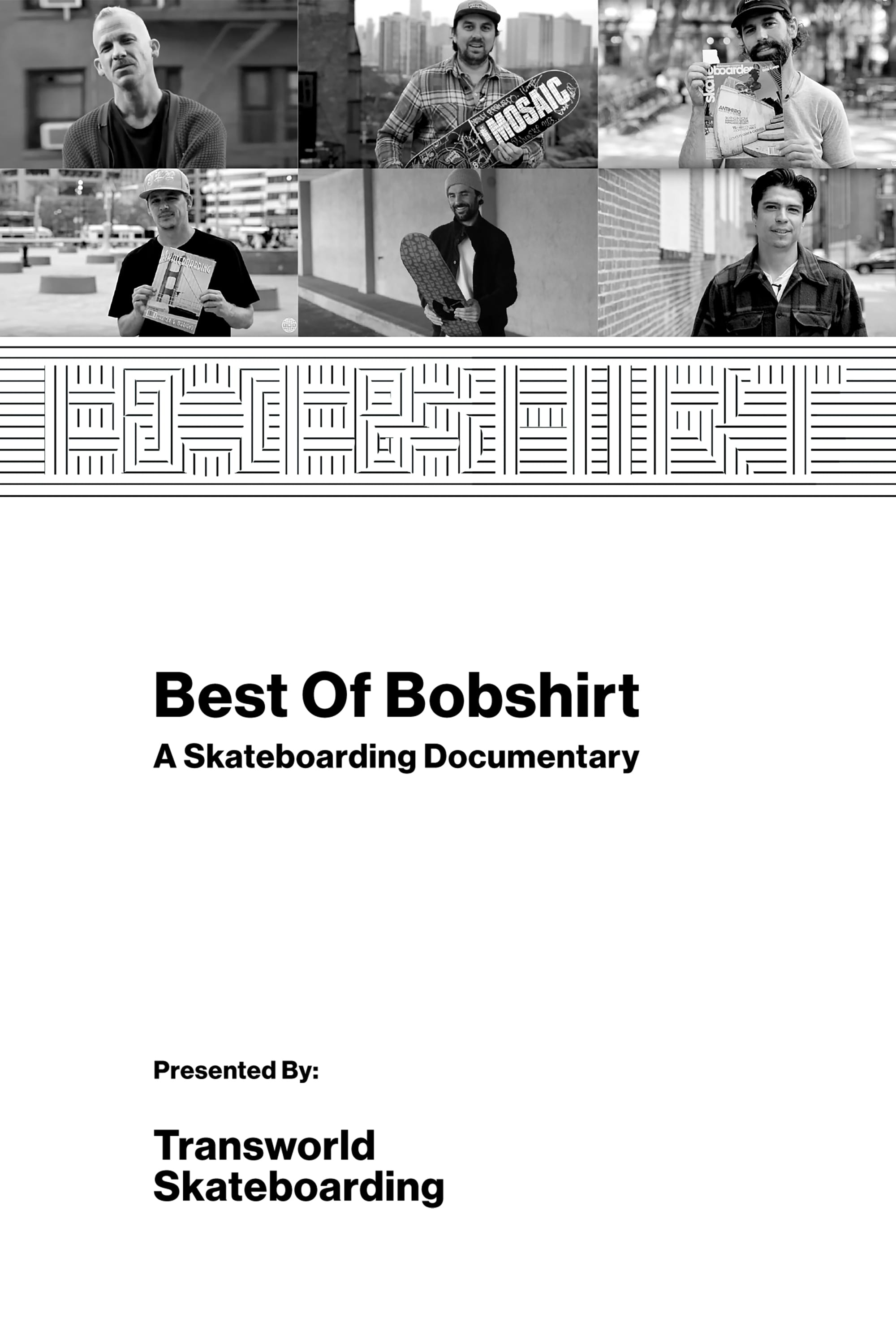 Best of Bobshirt: A Skateboarding Documentary on FREECABLE TV