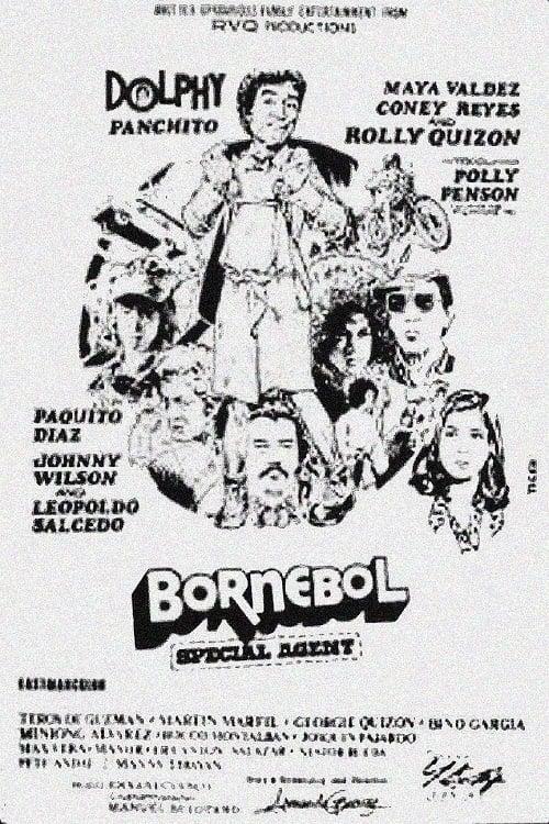 Ver Bornebol: Special Agent Online HD Español (1974)