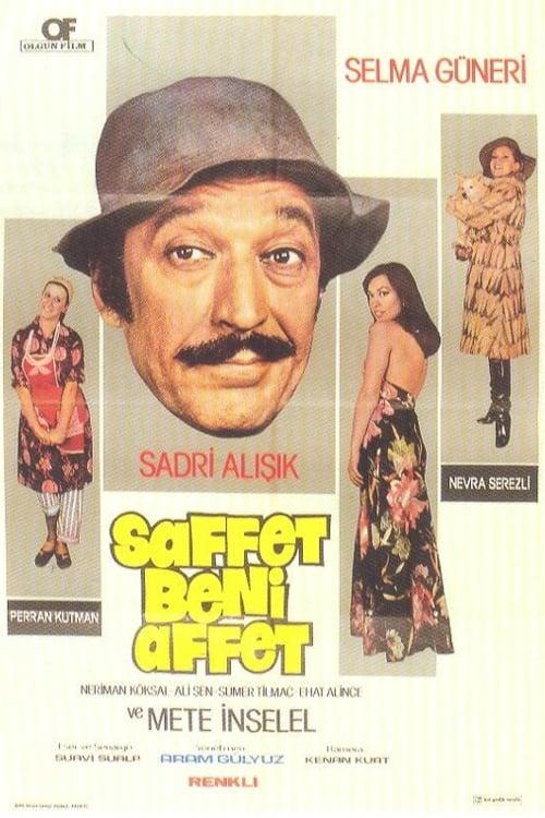 Ver Saffet Beni Affet Online HD Español (1976)