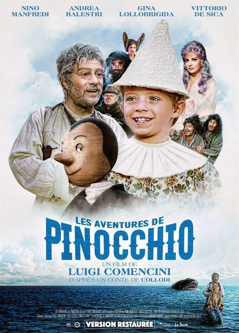 The Adventures of Pinocchio (1972)