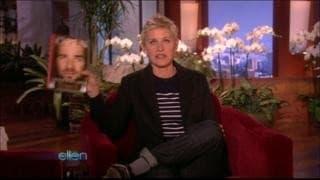 The Ellen DeGeneres Show Season 7 :Episode 54  Simon Baker