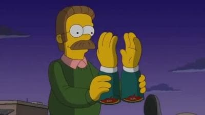 The Simpsons Season 23 :Episode 3  Treehouse of Horror XXII