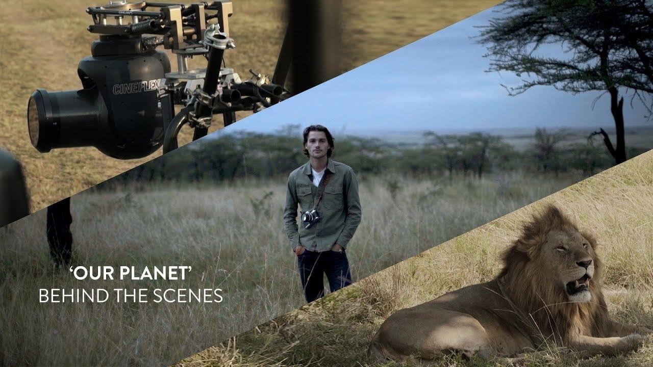 Nuestro Planeta: Tras las cámaras