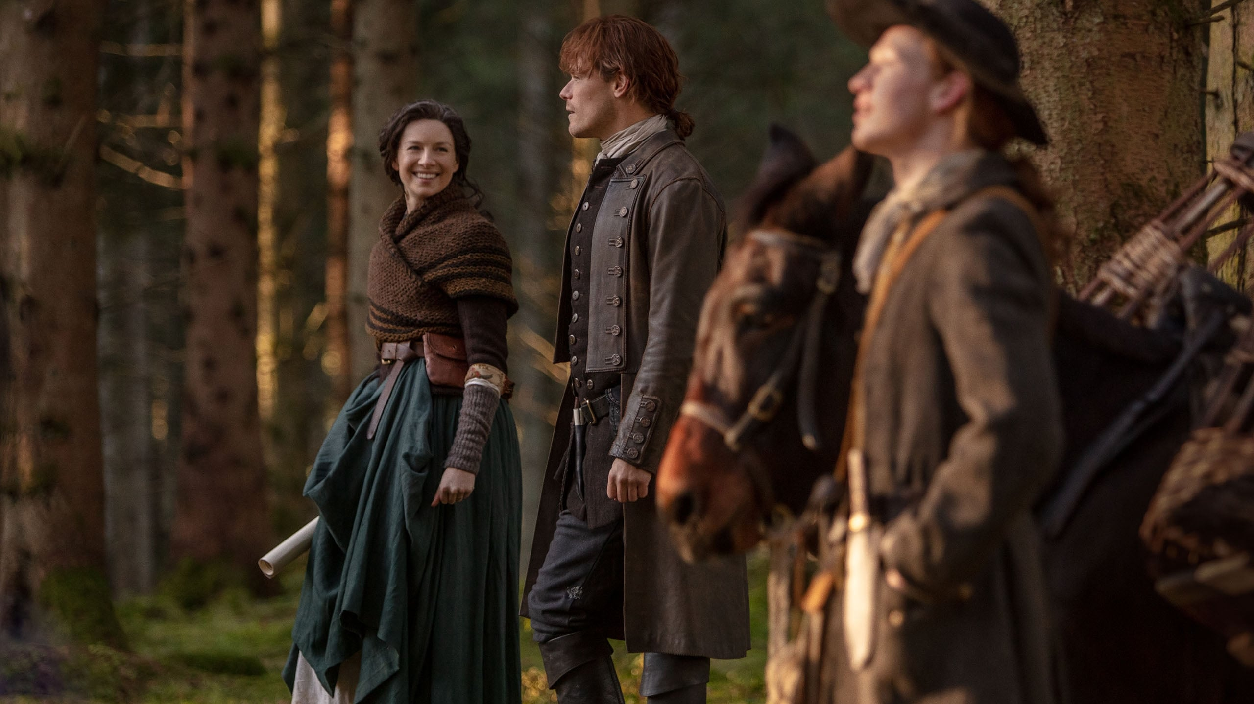 Outlander Season 4 :Episode 4  Common Ground