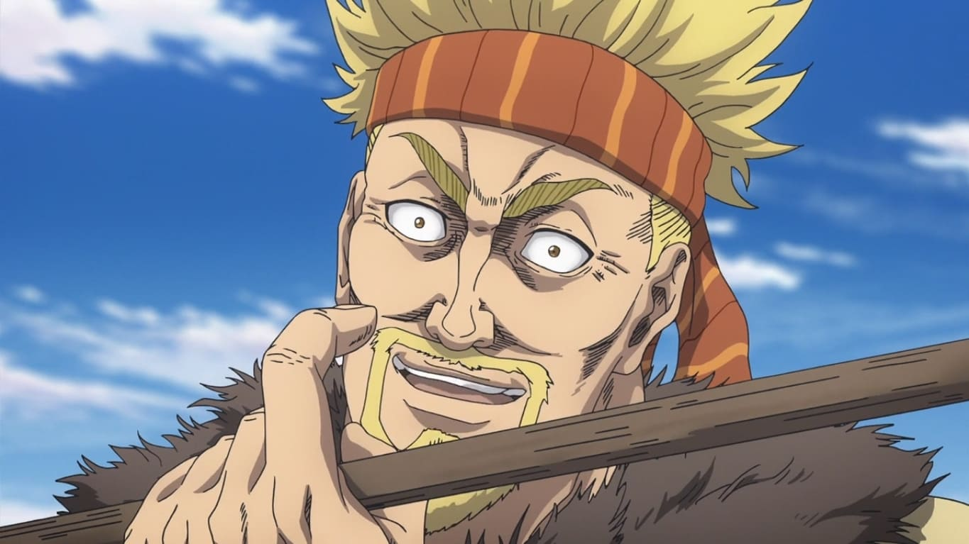 Vinland Saga Season 1 :Episode 18  Out of the Cradle