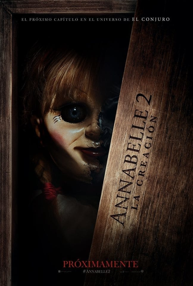 ANNABELLE 2: LA CREACION (2017) HD 1080P LATINO/INGLES