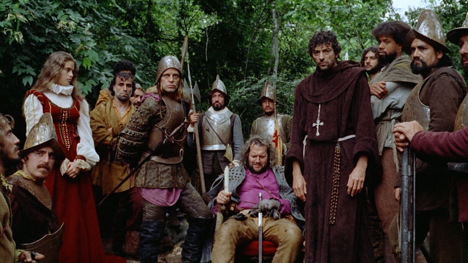 Aguirre The Wrath Of God Free Online Movie