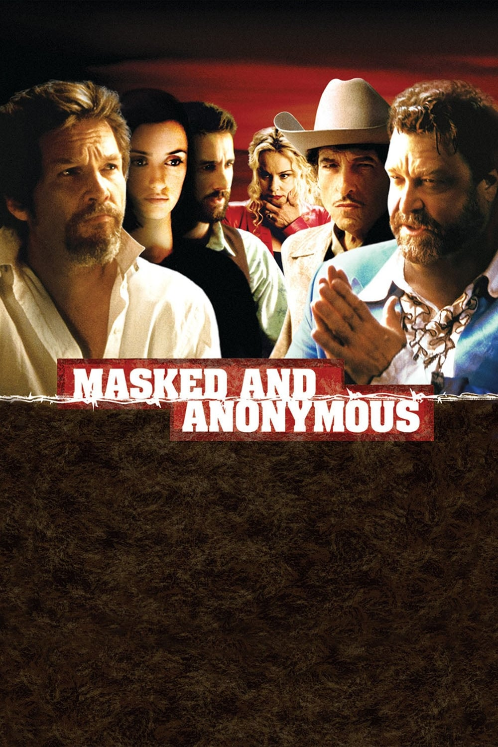 voir film Masked and Anonymous streaming