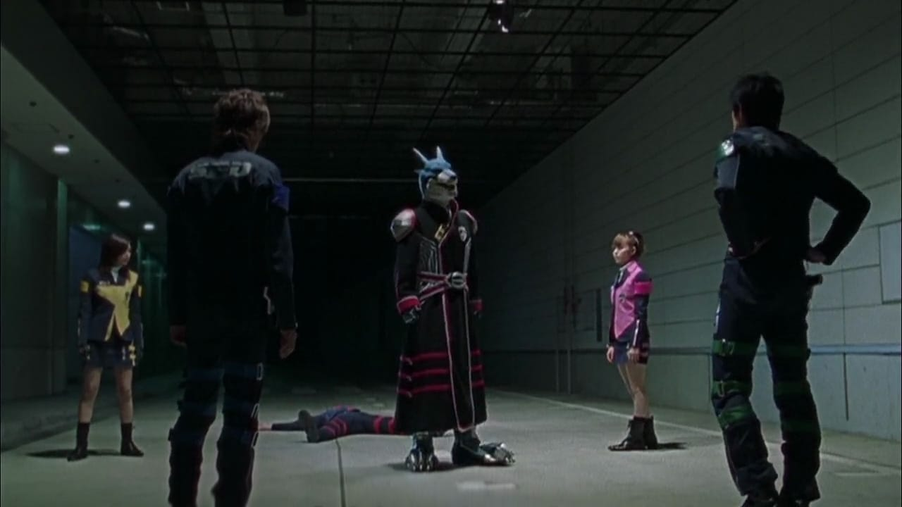 Super Sentai Season 28 :Episode 14  Please Boss!