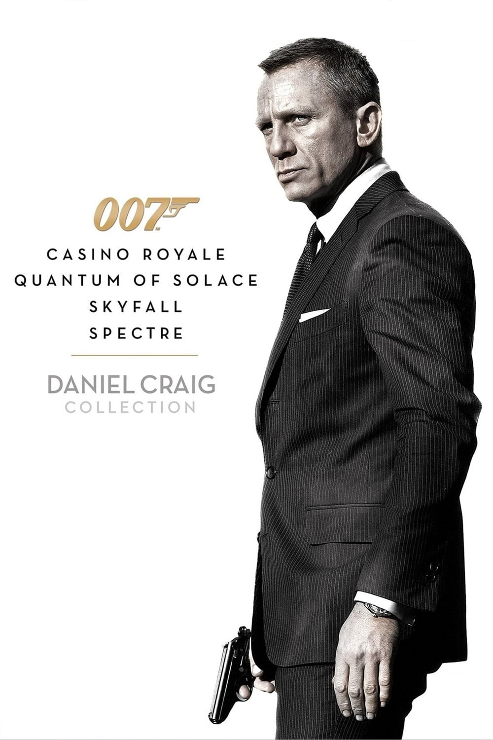 James Bond Daniel Craig Collection 2006-2015 BluRay 1080p 720p 480p [Hindi DD 5.1 + English DD 5.1] | G-Drive