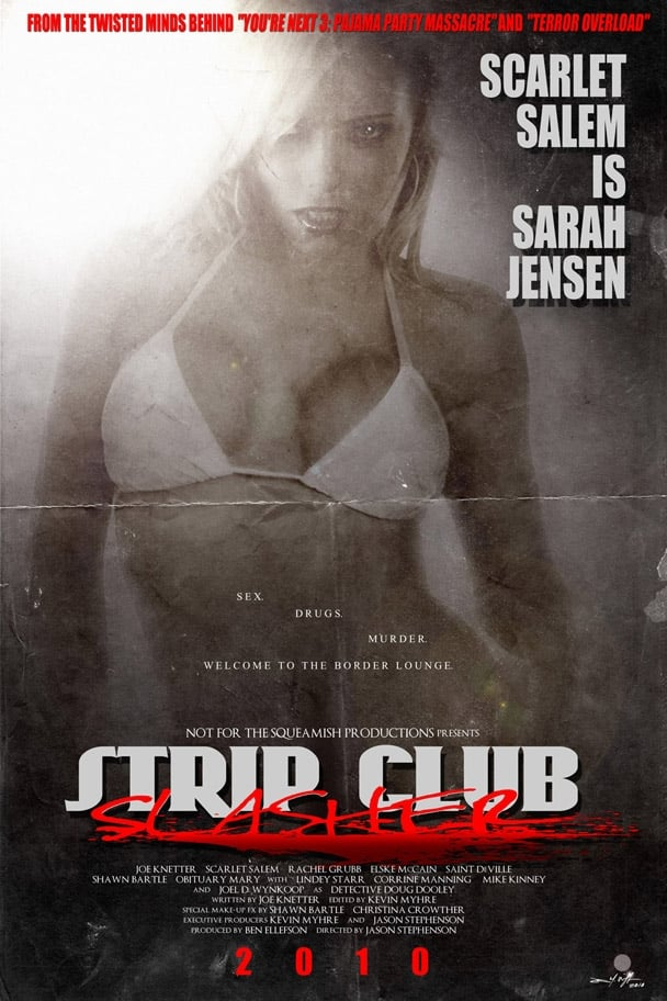 Strip Club Slasher on FREECABLE TV