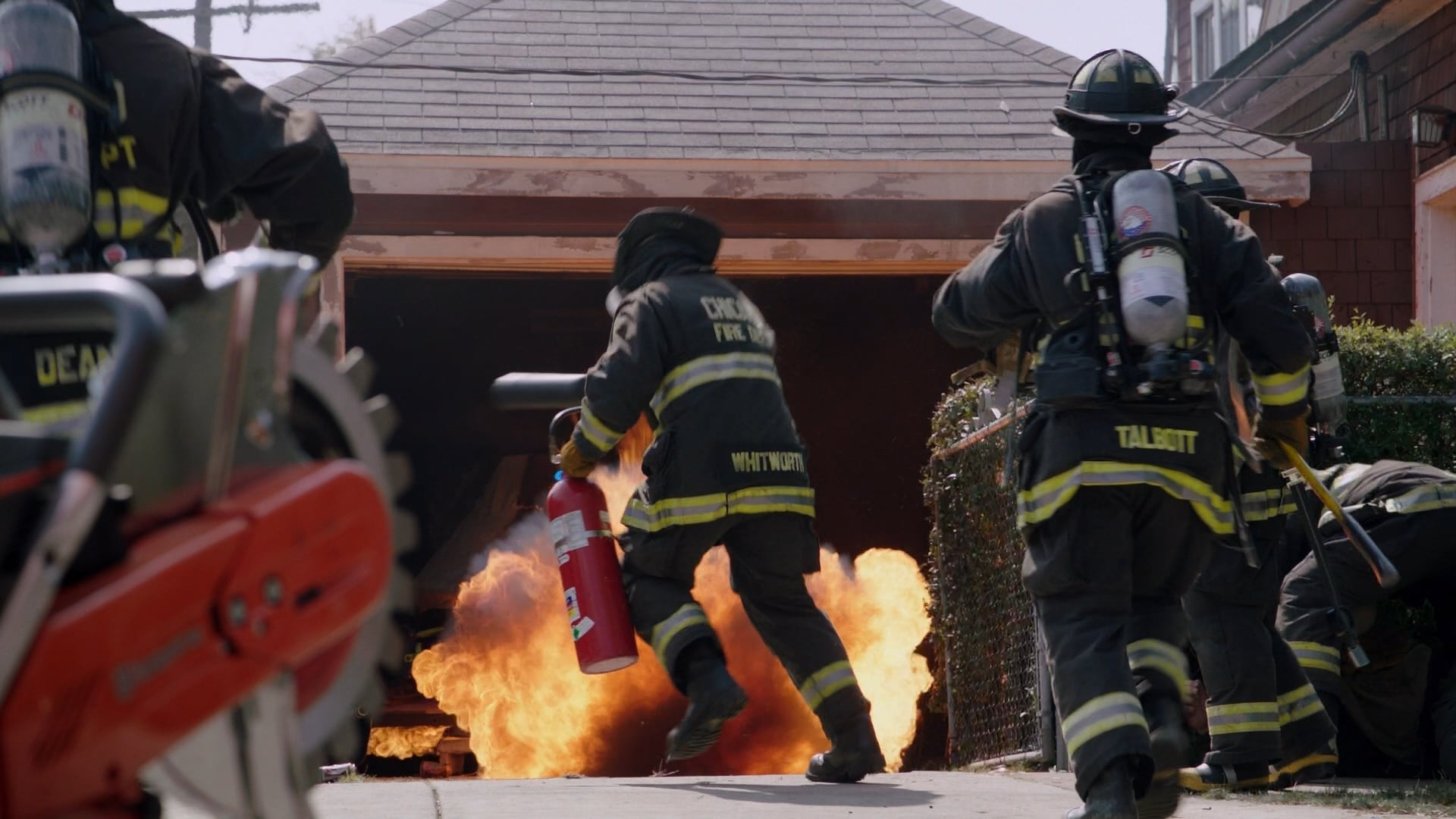 Chicago Fire Season 1 :Episode 7  Two Families