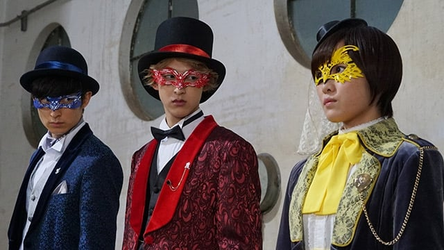 Super Sentai Season 42 :Episode 48  The True Faces Underneath the Masks