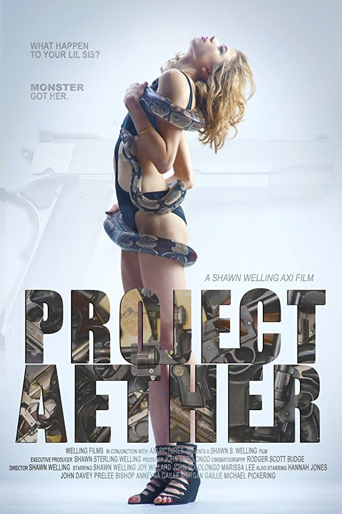 Ver Project Aether Online HD Español (2011)