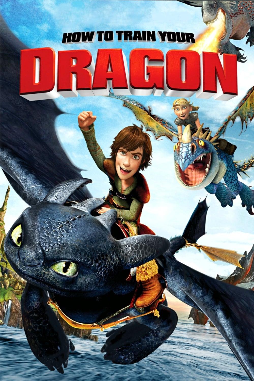 Poster and image movie Film Cum sa iti dresezi dragonul - Cum să îți dresezi dragonul - How to Train Your Dragon - How to Train Your Dragon -  2010