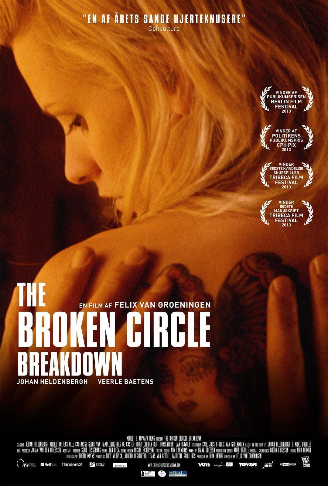 The Broken Circle Breakdown (2012) - Posters — The Movie ...
