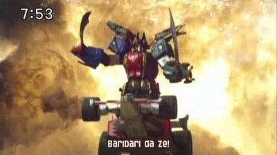 Super Sentai Season 35 :Episode 36  Partner Pirate