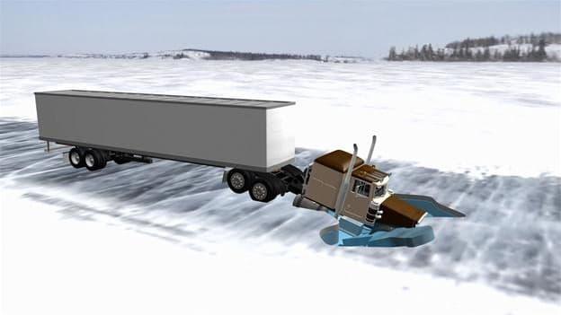 Ice Road Truckers Season 1 :Episode 9  The Big Melt