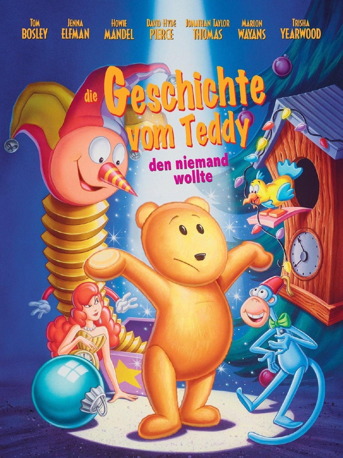 Die Geschichte vom Teddy, den niemand wollte on FREECABLE TV