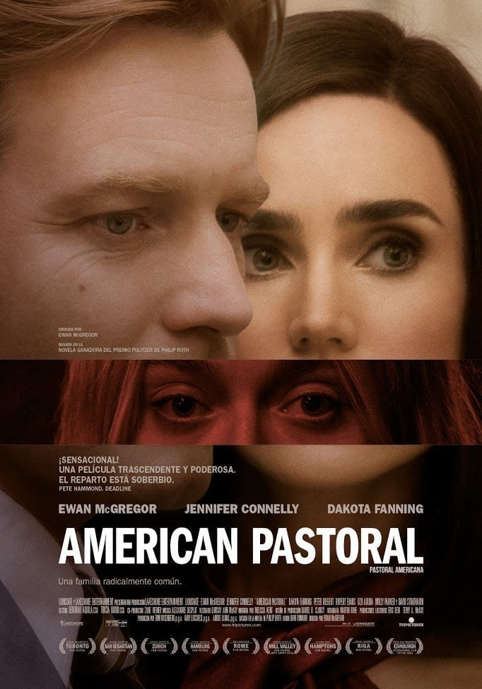 Póster American Pastoral