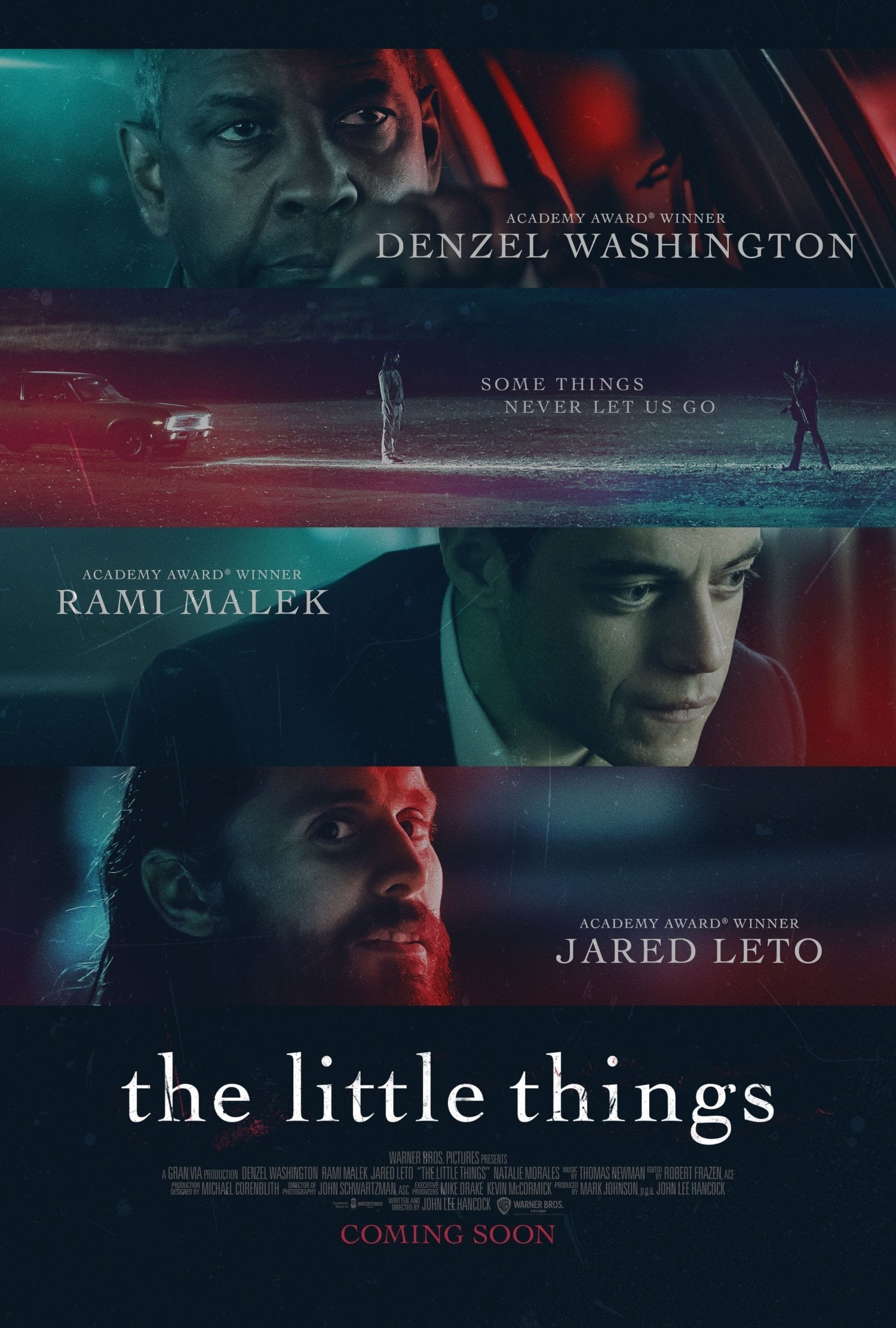 Poster and image movie The Little Things